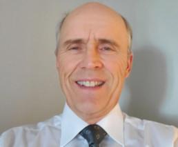 Dr. Tim Zielinski selfie