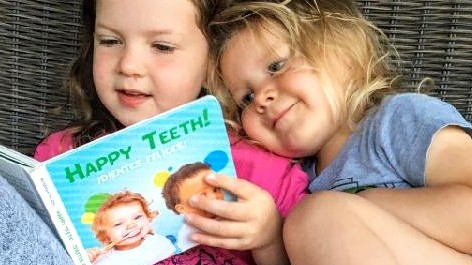 Book reaches busy new parents